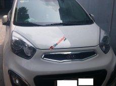 Cần bán xe Kia Picanto S năm 2013, màu trắng, xe gia đình, giá 305tr