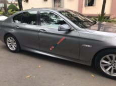 Cần bán xe BMW 5 Series 520i sản xuất 2012, màu xám, nhập khẩu