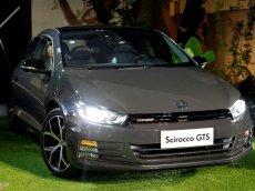 Xe Volkswagen Scirocco GTS coupe 2 cửa xe Đức nhập khẩu chính hãng mới 100%. LH 0933 365 188