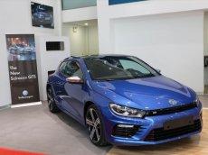 Bán Volkswagen Scirocco 2.0L TSI đời 2017, màu xanh lam, nhập khẩu