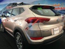 Bán xe Hyundai Tucson 2.0 AT 2WD năm 2018, màu ghi vàng