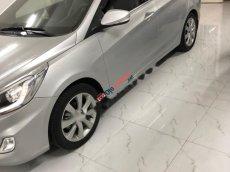 Bán Hyundai Accent Blue 1.4AT năm 2013, màu bạc, nhập khẩu giá cạnh tranh