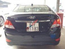 Bán Hyundai Accent Blue 1.4AT màu đen VIP số tự động nhập Hàn Quốc 2013 biển Sài Gòn