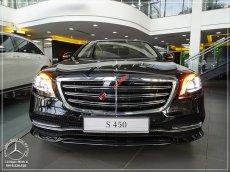 Cơ hội để sỡ hữu xe Mercedes-Benz S450 mới 100% với giá bán tốt nhất ngay thời điểm này