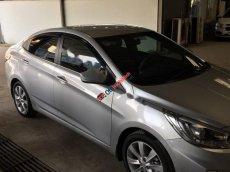 Cần bán xe Hyundai Accent 1.4 AT đời 2013, màu bạc, nhập khẩu Hàn Quốc