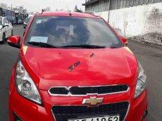 Cần bán xe Chevrolet Spark LT 1.0 MT đời 2016, màu đỏ