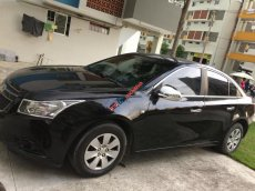Bán xe Chevrolet Cruze LS 1.6 MT đời 2011, màu đen chính chủ