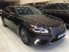 Cần bán xe Lexus LS 600HL năm sản xuất 2014, màu nâu, xe nhập