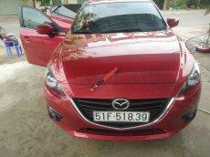 Cần bán Mazda 3 1.5 đời 2015, màu đỏ