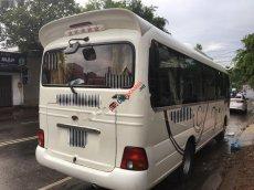 Cần bán Hyundai County sản xuất 2015, màu trắng, 800tr