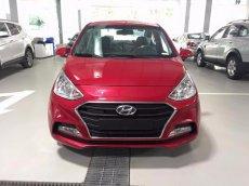 Hyundai Grand I10 Sedan giá mềm, hỗ trợ đăng kí grab miễn phí