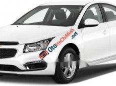 Cần bán Chevrolet Cruze 1.6 LS 2016, màu trắng