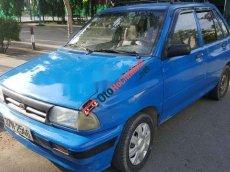 Bán xe Kia Pride CD5 năm sản xuất 2000, màu xanh lam