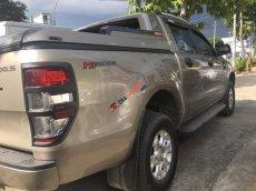 Cần bán xe Ford Ranger XLS sản xuất năm 2015, màu vàng, xe nhập