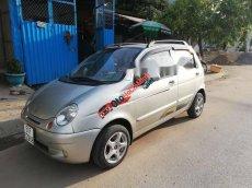 Cần bán lại xe Daewoo Matiz SE sản xuất 2003, màu bạc