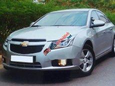 Cần bán Chevrolet Cruze 1.6 LS sản xuất 2013, màu bạc