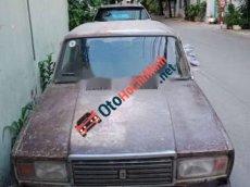 Bán xe cổ Lada 2107 sản xuất năm 1990, màu nâu