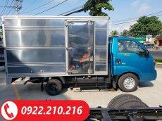 Xe tải Kia Thaco K200 đời 2018, xe mới tại Tp. HCM, hỗ trợ vay trả góp