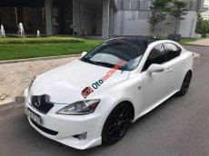 Cần bán lại xe Lexus IS 250 đời 2008, màu trắng, nhập khẩu