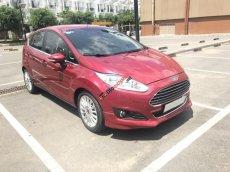 Bán xe Ford Fiesta EcoBoost đời 2016 màu đỏ