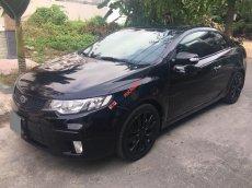 Mình bán xe Kia Forte Koup 2010 tự động, hai cửa, màu đen, xe cực chất