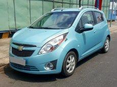 Cần bán gấp Chevrolet Spark LT sản xuất 2011, màu xanh lam