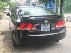 Bán xe Honda Civic AT sản xuất năm 2007, màu đen giá 330tr