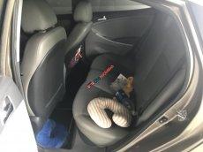 Bán Hyundai Accent 1.4AT nhập Hàn Quốc cuối 2011, số tự động, màu nâu titan, biển SG 1 chủ, đi đúng 25000km