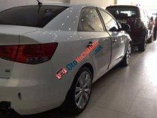 Bán Kia Forte 1.6AT sản xuất 2011, màu trắng, số tự động