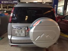 Cần bán xe Ford Everest 4x2 MT năm 2013, màu bạc, giá tốt