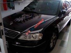 Bán ô tô Ford Mondeo 2.0 năm sản xuất 2004, màu đen, 210 triệu
