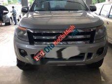 Bán Ford Ranger XLT sản xuất 2012, màu bạc