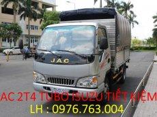xe tải 2t4 vào thành phố giá rẻ tại đồng nai