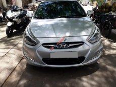 Bán Hyundai Accent đời 2014, màu bạc, nhập khẩu Hàn Quốc. Liên hệ Mr Quang - 0938878099
