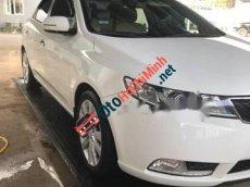 Bán Kia Forte 1.6 AT 2012, màu trắng xe gia đình, giá chỉ 420 triệu