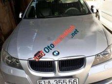 Bán BMW 3 Series 320i sản xuất năm 2007, màu bạc, xe còn đẹp