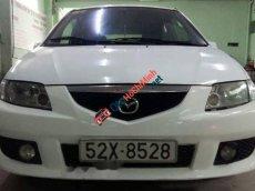 Xe Mazda Premacy AT năm sản xuất 2003, màu trắng