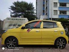 Cần bán lại xe Kia Morning Sport đời 2011, màu vàng chính chủ, giá tốt
