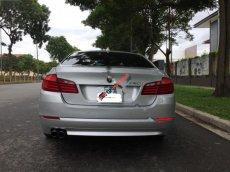 Cần bán lại xe BMW 5 Series 520i năm 2012, màu bạc, nhập khẩu nguyên chiếc Mỹ