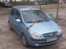 Bán Hyundai Getz 1.1 MT đời 2010, màu xanh lam