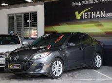 Bán xe Mazda 3 1.6MT đời 2010, màu xám (ghi), nhập khẩu