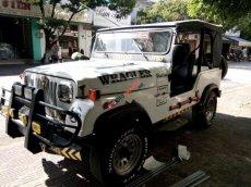 Bán Jeep Wrangle, hiệu Vinaya 3, máy mới vầ gầm mới đời 2002