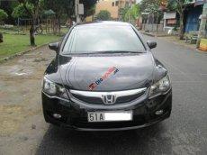 Chính chủ bán ô tô Honda Civic 1.8AT đời 2011, màu đen