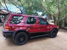 Bán Ford Escape 3.0 đời 2003, màu đỏ