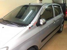 Bán ô tô Hyundai Getz 1.4 AT sản xuất năm 2009, màu bạc, nhập khẩu Hàn Quốc còn mới, 235 triệu