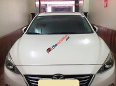 Bán ô tô Mazda 3 AT năm sản xuất 2015, màu trắng đẹp