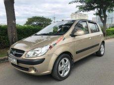 Bán Hyundai Getz sản xuất năm 2009, hàng nhập khẩu Hàn Quốc, xe nhà đi đúng 46520km