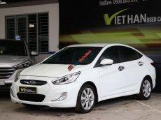 Cần bán xe Hyundai Accent blue 1.4AT 2014, màu bạc, nhập khẩu nguyên chiếc, 456tr