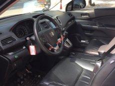 Cần bán Honda CR V 2.4 năm 2014, màu đen