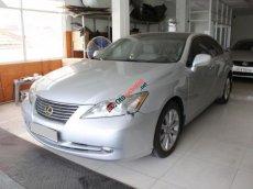 Bán Lexus ES 350 màu bạc, 5 chỗ, xe nhập khẩu từ Mỹ số TP HCM (12/2007)